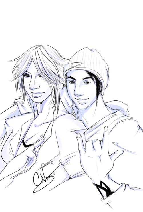 mistressnoir:  Quicky of Remember Me and Infamous: Second Son protagonists: Nilin and Delsin So am I the only one who's stoked that we're getting this combo again for leading roles?  BW and NAM? And how they're names are like dangerously close to one another? Guys here are the protagonists of colour we wanted so badly please support them!