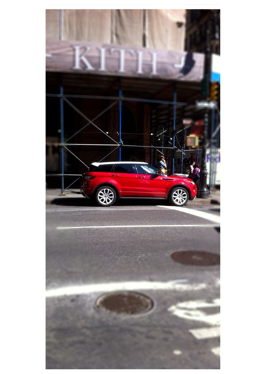 ||  Evoque-ing Down Broadway ||
