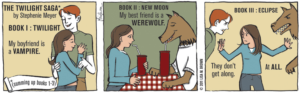 The Twilight Saga: Breaking Dawn by Stephenie Meyer ...
