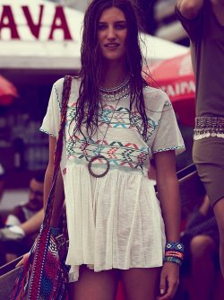 Bohemian Summer ~ hippy style by Free people