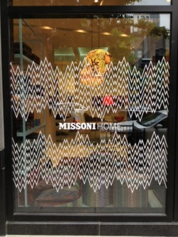 Missoni has arrived at Mobili Mobel! Stop by our Chicago showroom to check it out!