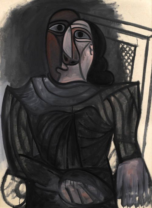 Marina Picasso Sends Two of Her Grandpa's Paintings to Auction