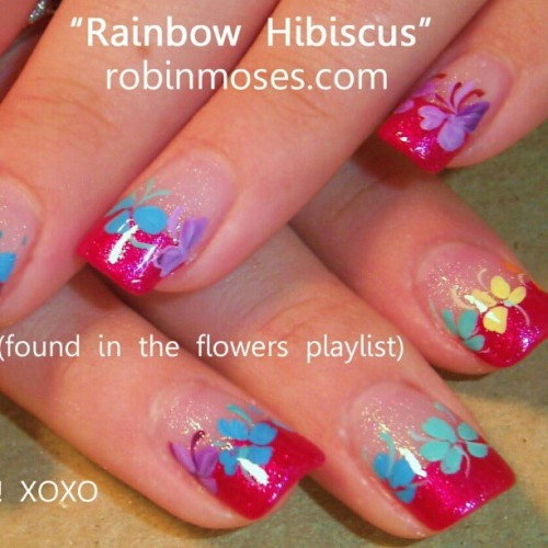 robinmosesnailart:  #nailart #nails #naildesigns #igdaily #girlsofimstagram #hotgirls #iggirls #instahub #robinmosesnailart nailart up for wednesday! Tutorial on youtube!