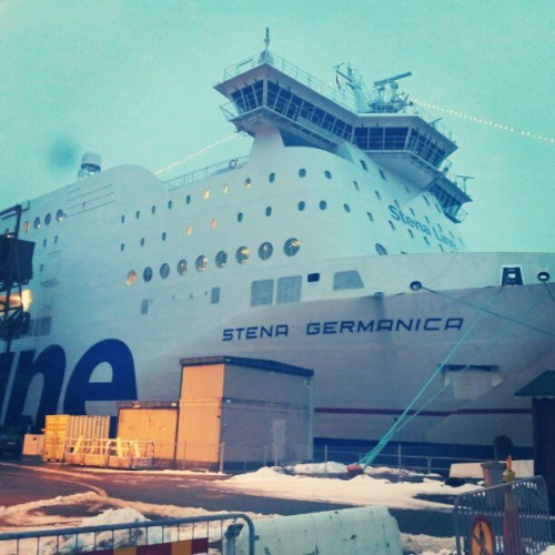 #StenaLine  (at StenaLine Germanica)