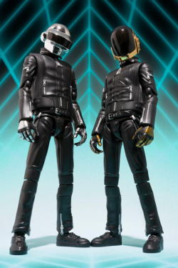wgsn:  #DaftPunk action figures by @TamashiiNations to coincide with new album  #RandomAccessMemories
