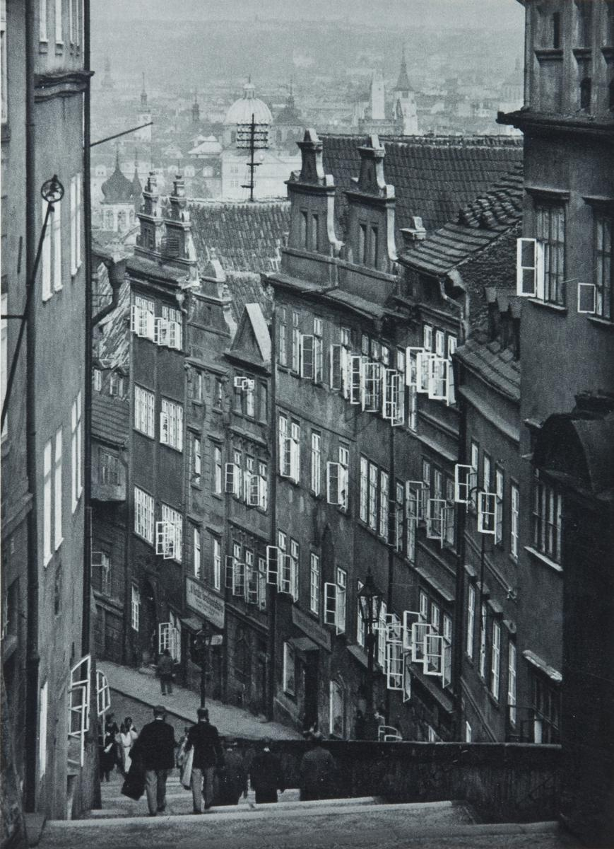 Prague, 1933, Josef Sudek.