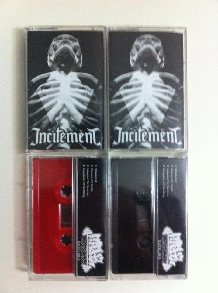 tcobdistro:  INCITEMENT - DEMO 10zł