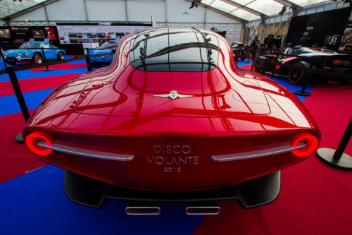 automotivated:  Disco volante 2012 (by Benoit cars)