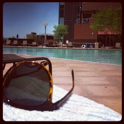 More days like this please.  (at Wild Horse Pass Hotel & Casino)