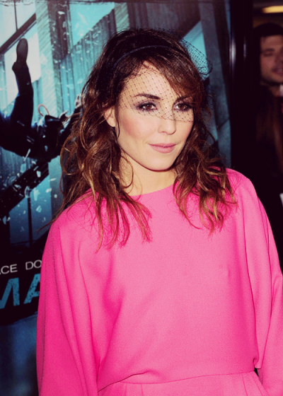 Noomi Rapace at the premiere of Dead Man Down in Hollywood | February 26, 2013.