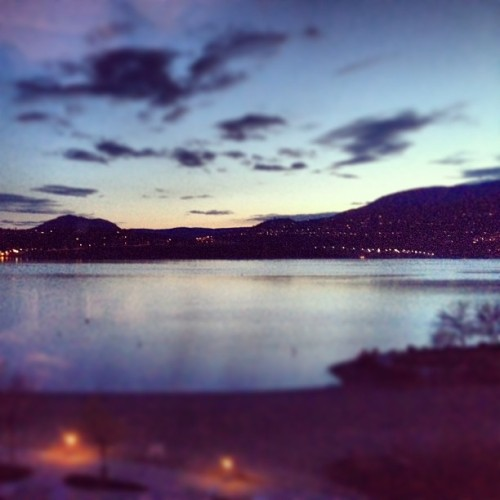 Day's a bit longer now. #whereilive #kelowna #instagram @instagram