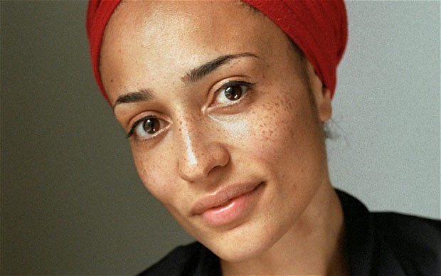 Why is Zadie Smith so happy?