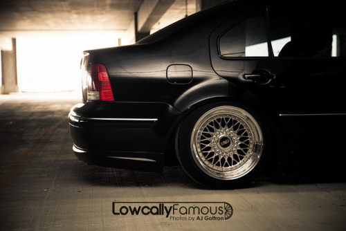 theautobible:  Tims Jetta by AJ Gottron on Flickr. TheAutoBible.Com