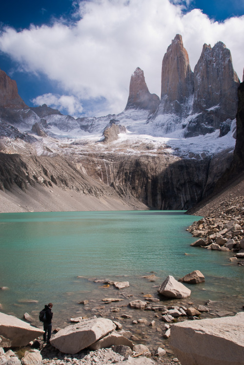 its-salah:  Torres del Paine National Park | by jonatha