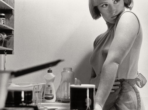 Cindy Sherman. New York based Artist and Photographer.