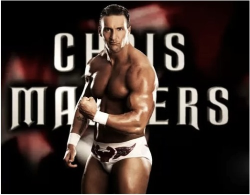 So, how does WWE star Chris Masters save his mother from her burning house that was set on fire by an unstable neighbor that took her hostage in the first place? Well, Chris uproots a tree with his bare hands to use it as a battering ram to break a window and then pull his mother to safety.