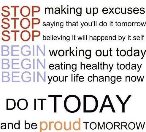 MONDAY MOTIVATION!! Be Proud!