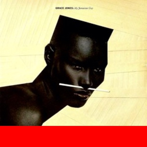 + THIS ON REPEAT. #MYJAMAICANGUY #LIVINGMYLIFE#GRACEJONES#