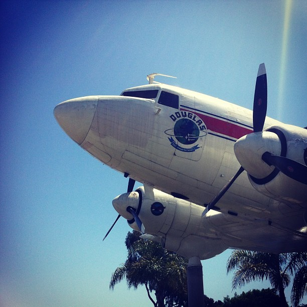Douglas DC-3, the prettiest plane ever made