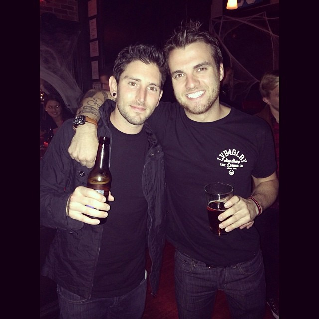 Proud to say I love this guy. He's finished TM'ing us, but still a best friend. Love you bud! @jmatthewflyzik
