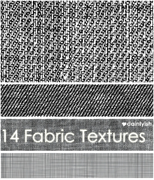 Fabric Textures by ~daintyish