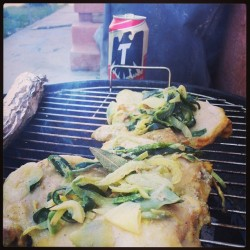 #dank #chicken #onions #grillen #tecate #bymyself #whatelse #outofhashtags #lol