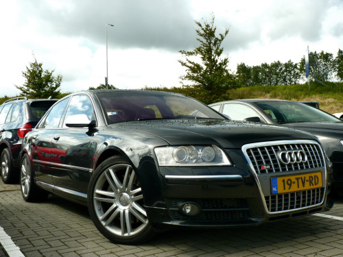 Commander in chief Starring: Audi S8 (by Jarno V Photography)