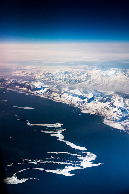 fourteen:  Greenland by Mathieu Chardonnet on Flickr.