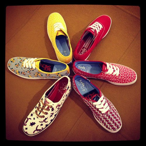 Wahaaaa Keds Fashion is love. It's my new love… <3 <3 <3