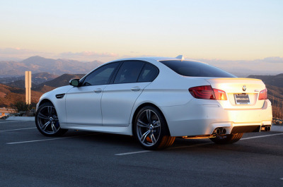 autoinspiration:  BMW F10 M5 - Side by mnikolic83 on Flickr.