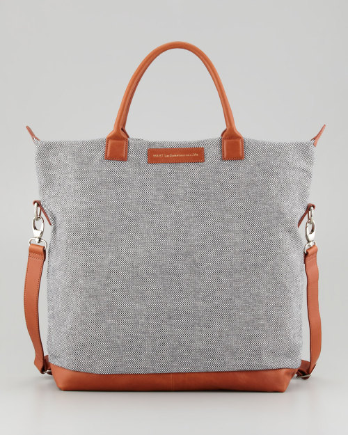 wantering:  WANT Les Essentiels de la Vie O'Hare Canvas Tote Bag