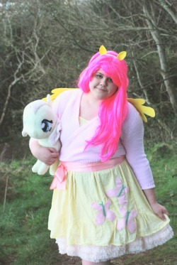 Haiii, I love seeing plus size girls cosplaying! Here's a picture of me cosplaying Fluttershy, I hope you like it! I'm a size 18/20 and live in the UK I also have a cosplay page if you'd like to check it out! I've only just started it, so it'd be great to have some support~ https://www.facebook.com/pages/Cutie-Shy-Cosplay-and-Crafts/489013457814450