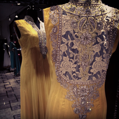 Sneak Peak of New Collection at Sameera Faridi Design Studio .. Poshak Fashion & Style !!