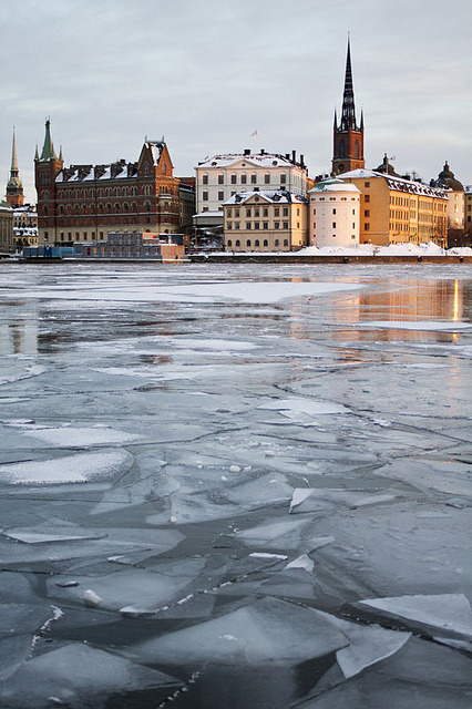 Stockholm - Riddarholmen by diesmali on Flickr.
