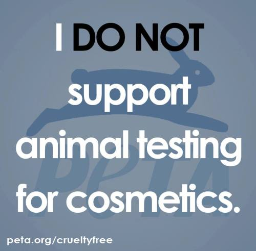 Find out if YOUR products were tested on animals: http://peta.vg/1i5