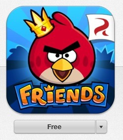 """Angry Birds Friends"" now available in the iOS App StoreRovio's popular FaceBook Game, Angry Birds Friends, has come to the iPhone, iPod Touch, and iPad. T…View Post"