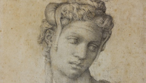 Michelangelo's ugliest drawing may not be his The rough sketch may have actually been drawn by a student of the Renaissance artist.