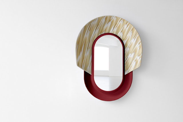 Mask Mirrors by Jean Baptiste Fastrez (via Total Inspiration)