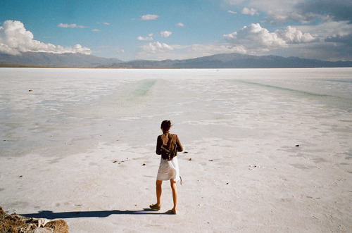 Salinas grandes by Amorrr Burakova on Flickr.