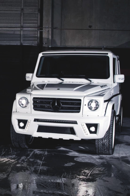 drugera:  AMG G Wagon | Source |