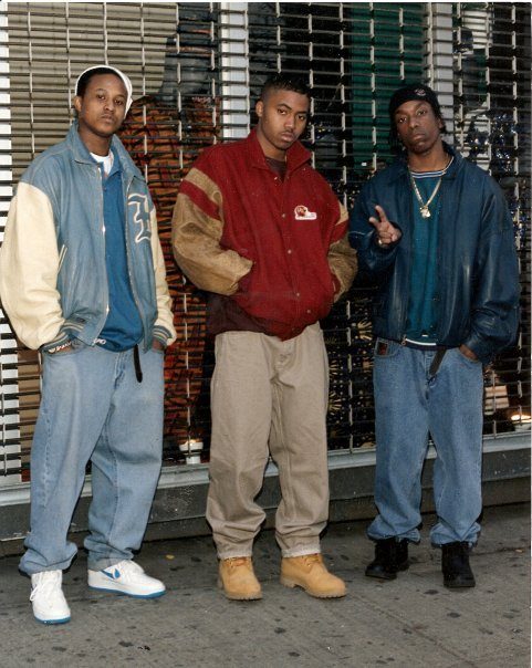 st0ner-chvrm:  welcome2thadarkseid:  Rare  Big L pants are too dope