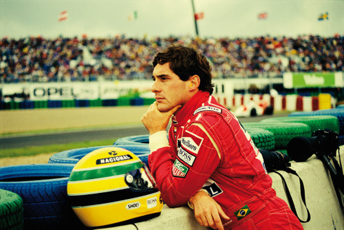 31. Senna This remains the most moving film I've seen in a very, very long time.