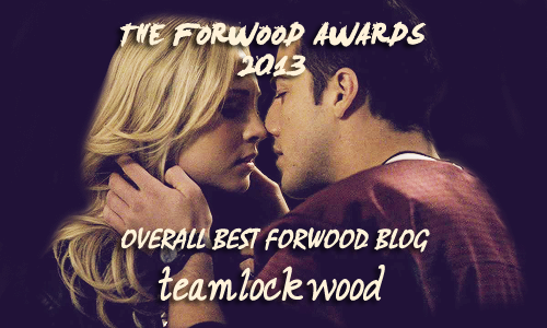 "forwoodawards:  Congratulations to teamlockwood for winning Overall Best Forwood Blog! Thank you to everyone who participated and an extra congratulations to the runners-up: wereimmortalremember whyweloveforwood tylercaroline cylerforwood savetylerandcaroline   I can't even with you guys.  Thank y'all so very much.  *Hugs* Tyler and Caroline (OTP of all OTPs) are endgame and no one will ever convince me otherwise.  They will find a way.   It was never meant to be easy with these two and every TC shipper knows the joy and pain that is loving these kids.  Even when they hit bumps in the road and the writing for them is lacking, I still believe that Tyler and Caroline, as individual characters and a as a pairing, are the the only things TVD got right (for the most part).  I wouldn't change the experience for the world.  From the small moments of flirtation, fantastic moments of friendship, butterflies from a budding romance, squees of first kisses and first times to the frustration, heartbreak and tears of first fights, goodbyes and reunions…Tyler and Caroline have been worth it all.   ""I'm scared."" ""I don't want you to be alone."" ""I'm right here and I'm not going anywhere."" ""She's pretty incredible."" ""No friendship is perfect."" ""I love how big your heart is."" ""Everything I like about me, is you."" ""Let me protect you."" ""I need you."" ""Until we find a way."" ""I love you."""