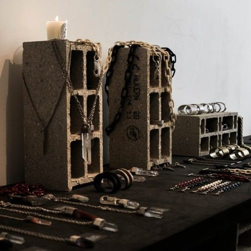 parts of four house of malakai jewelry accessories art ss15