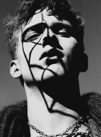 makeupyourmood:  RJ King by Carter Smith for Numero Hommes China #02 FW2011