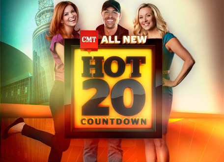 We're going to be on CMT's Hot 20 Countdown with Ashley Monroe this weekend! Tune in Saturday and Sunday at 11:30a/10:30c