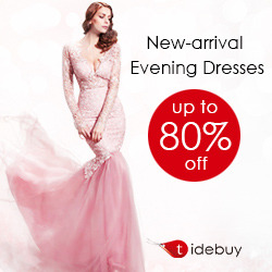 Tidebuy 2018 Cheap Evening Dress
