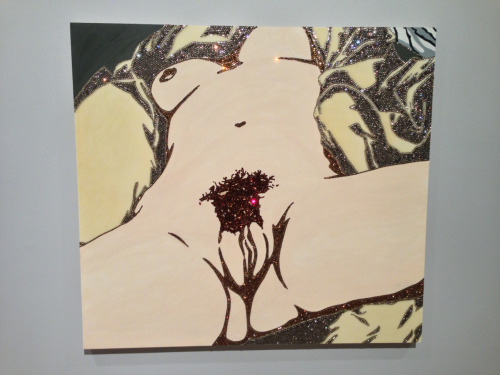 The Origin of the World, Mickalene Thomas