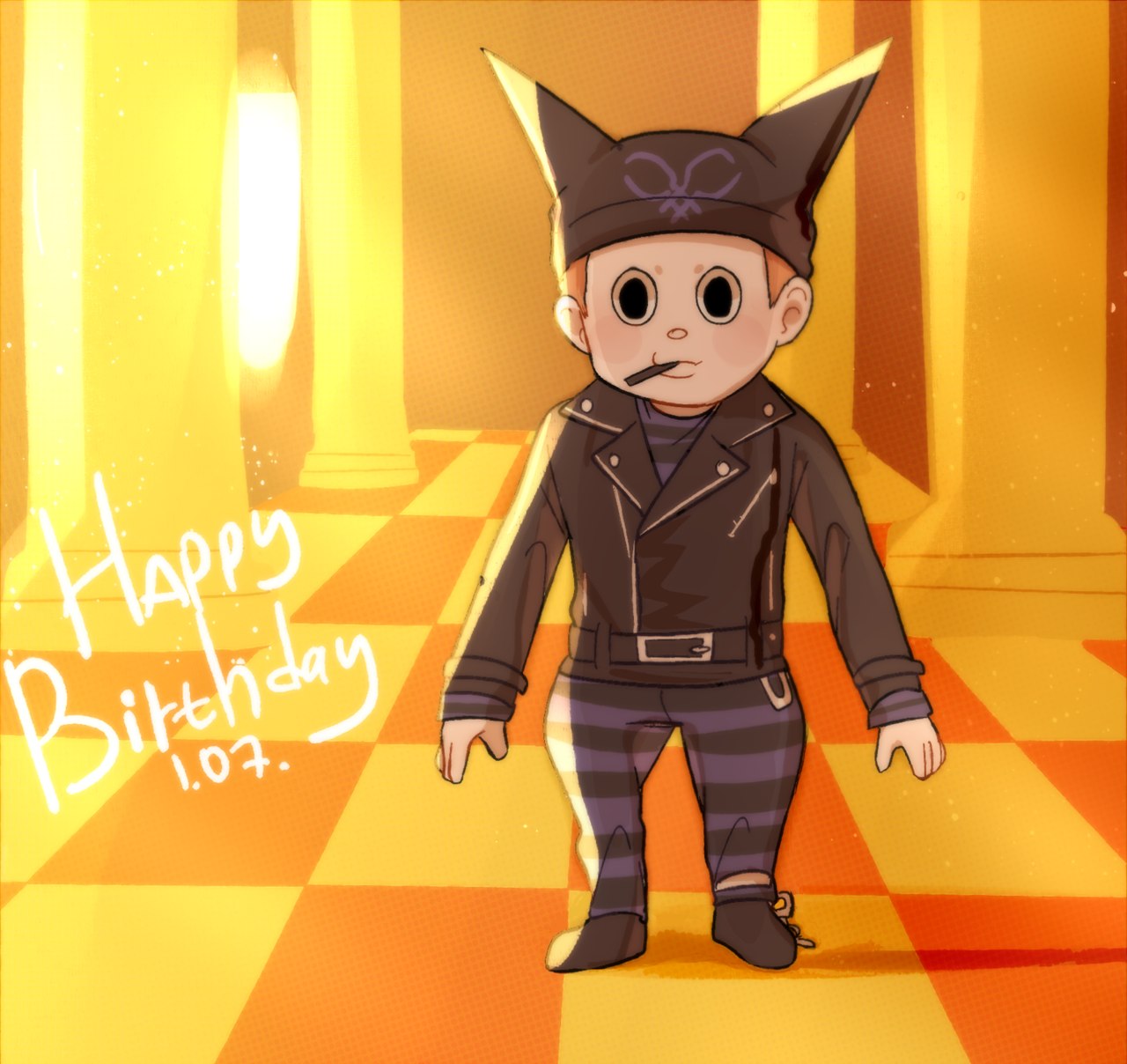 Happy Birthday Ryoma Undertale Ryōma is a japanese given name. happy birthday ryoma undertale