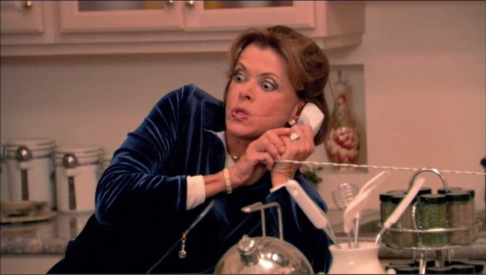 ipathat:  Lucille Bluth, in all of her glory.